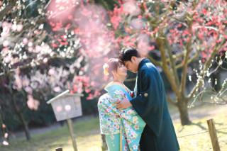 273294_岡山_梅・桜和装ロケーション