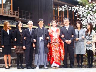 14019_京都_家族、友人との写真