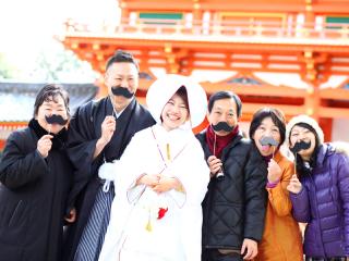 14022_京都_家族、友人との写真