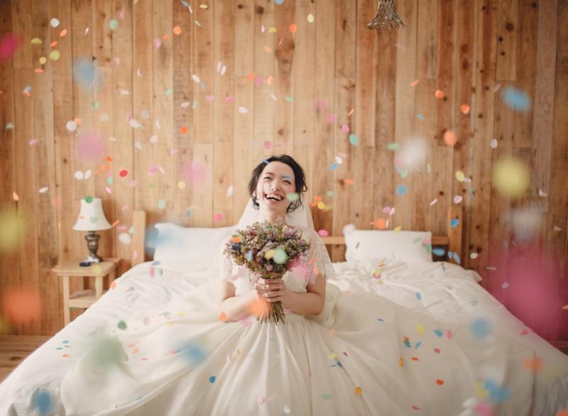 Le temps heureux  FUTABA BRIDAL