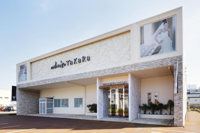 マリアージュタカラ長岡店