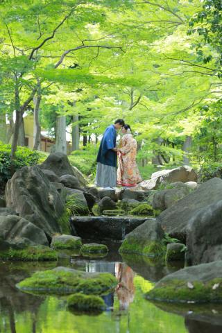 【平日限定】大田黒公園ロケーション アルバム+全データセットプラン