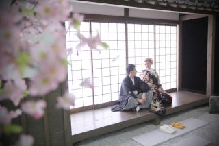 10887_京都_屋内庭園ロケーションフォト