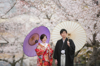 295485_福岡_はる、桜♪ロケーション撮影