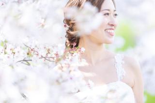 295495_福岡_はる、桜♪ロケーション撮影
