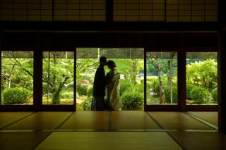 283320_福岡_和装ロケで一番人気!大濠日本庭園ロケ!