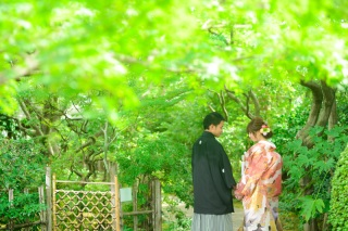 181237_福岡_和装 ロケーション撮影
