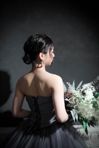 262156_福岡_スタジオ≪ナチュラル≫:ドレス撮影