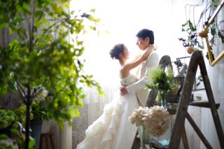 120865_福岡_スタジオ≪ナチュラル≫:ドレス撮影