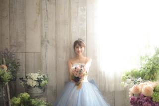 120872_福岡_スタジオ≪ナチュラル≫:ドレス撮影