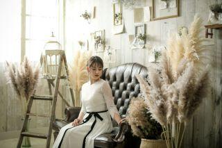 290194_福岡_スタジオ≪ナチュラル≫:ドレス撮影