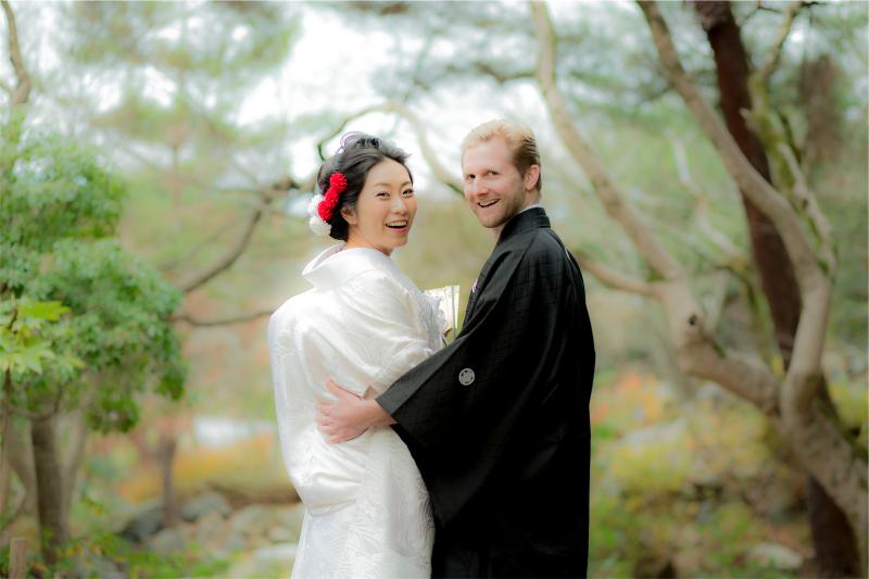 古都の花嫁