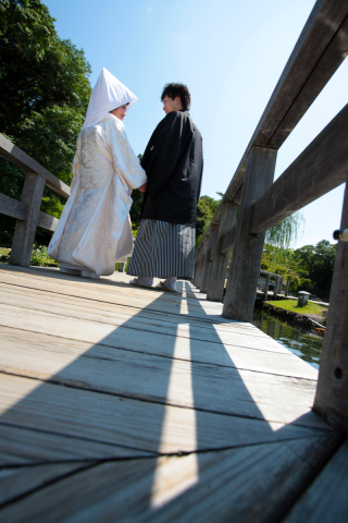 16063_愛知_和装ロケーション撮影 @日本庭園・スタジオ