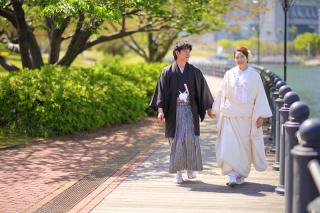280592_神奈川_和装&洋装ロケーション @横浜大桟橋・山下公園・赤レンガ・汽車道