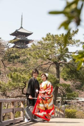 16799_神奈川_和装ロケーション撮影 @日本庭園