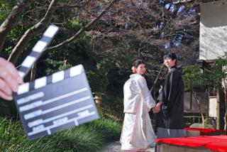 280531_東京_和装ロケーション撮影 @久良岐能舞台・神社仏閣・鎌倉