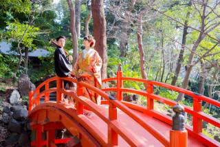 202153_東京_和装ロケーション撮影 @日本庭園