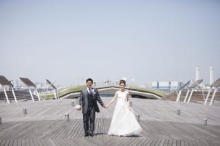 16874_神奈川_洋装ロケーション撮影 @大桟橋