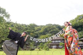 202148_神奈川_和装ロケーション撮影 @日本庭園