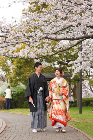202969_神奈川_ロケーション撮影 【桜・紅葉】