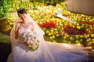 16573_東京_結婚式当日 メイクシーン・館内撮影など