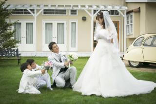 49602_埼玉_スタジオ&ガーデン:Family