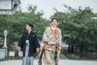 355120_石川_和装にぴったり!自然の彩りと楽しむ日本庭園ロケ