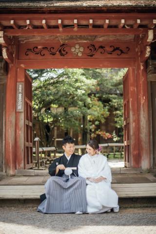 355106_石川_和装にぴったり!自然の彩りと楽しむ日本庭園ロケ