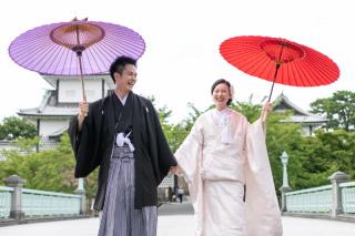 355128_石川_和装にぴったり!自然の彩りと楽しむ日本庭園ロケ