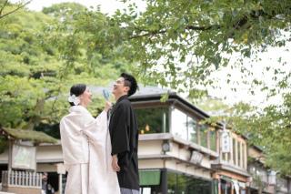 355130_石川_和装にぴったり!自然の彩りと楽しむ日本庭園ロケ