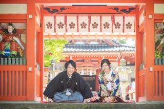 355125_石川_和装にぴったり!自然の彩りと楽しむ日本庭園ロケ