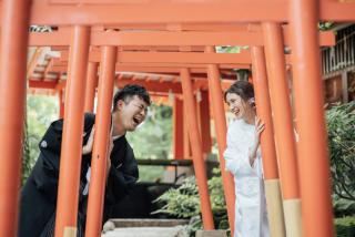 355107_石川_和装にぴったり!自然の彩りと楽しむ日本庭園ロケ