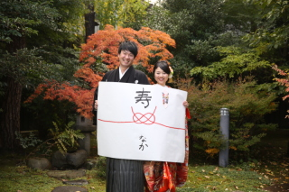 58254_石川_金沢桜 紅葉ロケーションフォト