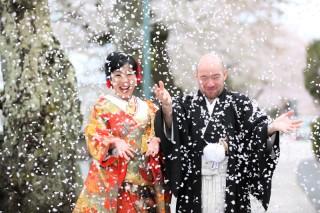143102_石川_金沢桜 紅葉ロケーションフォト
