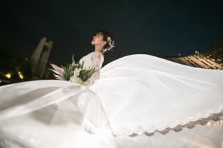 310060_千葉_【ドレス】スタジオ撮影&屋上テラス撮影