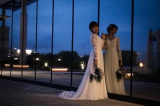 310059_千葉_【ドレス】スタジオ撮影&屋上テラス撮影
