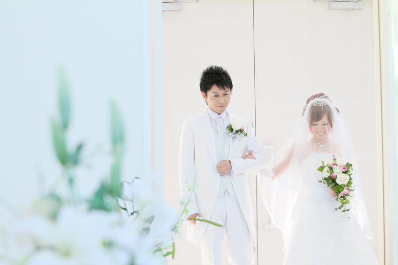 小さな結婚式 沖縄チャペル