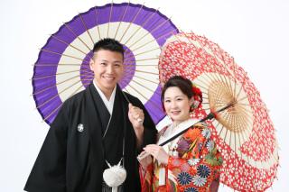 266822_愛知_色打・ウェディング・カラードレス チャペル・ガーデン撮影