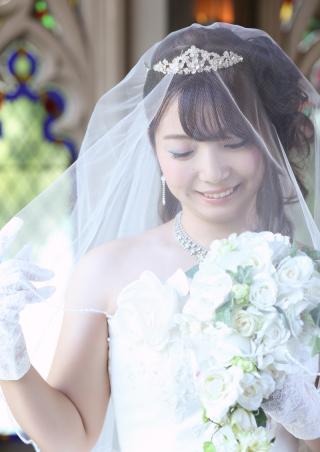 225933_愛知_色打・ウェディング・カラードレス チャペル・ガーデン撮影
