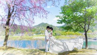 201186_岐阜_婚礼写真 敷地内のロケーションなのでのびのび撮れます!3
