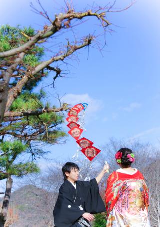 251946_岐阜_敷地内のロケーションなのでのびのび撮れます!