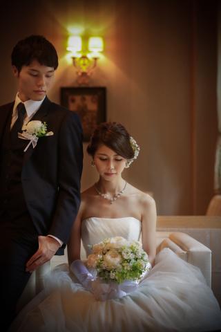 154380_岐阜_婚礼写真 敷地内のロケーションなのでのびのび撮れます!