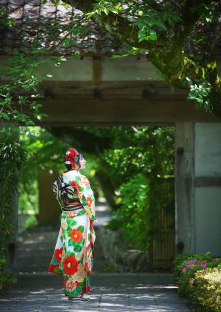 154388_岐阜_敷地内のロケーションなのでのびのび撮れます!