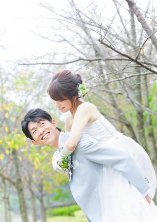 175792_岐阜_婚礼写真 敷地内のロケーションなのでのびのび撮れます!