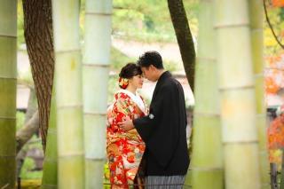 189210_神奈川_紅葉に染まる三渓園