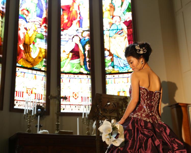 桜坂セントマルティーヌ教会 ウエディングサロン