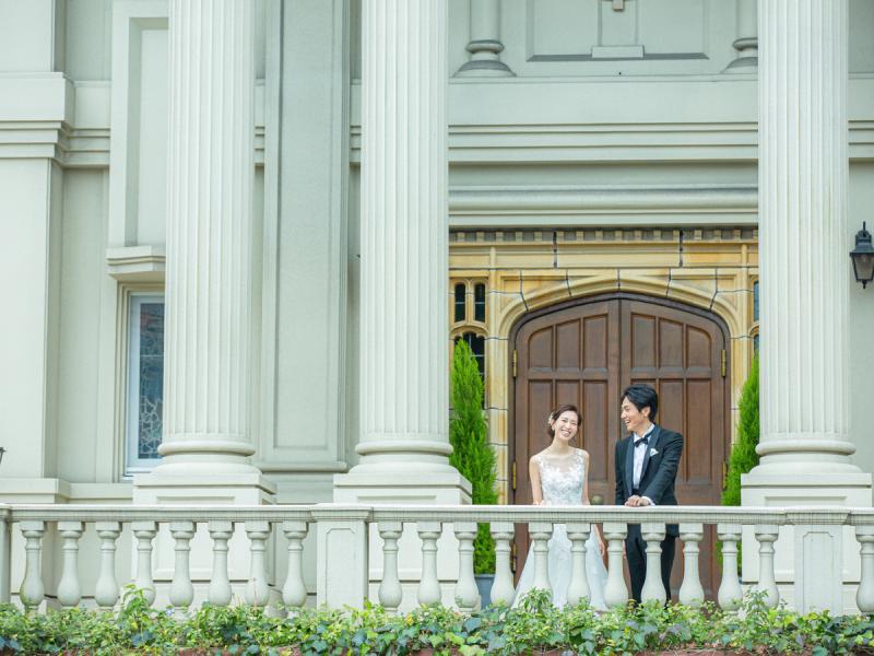 桜坂セントマルティーヌ教会 ウエディングサロン_トップ画像2