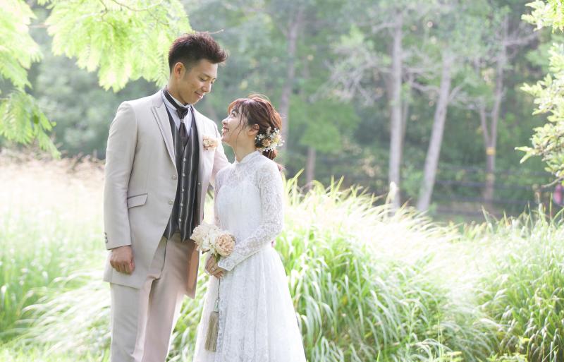 シイキ写真館 amu wedding _トップ画像1