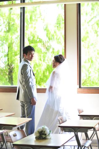 63851_大阪_洋装ロケーション / 中之島・海・学校