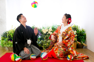 344024_大阪_早割 / 和装ロケーション & スタジオ撮影